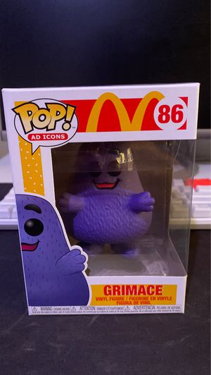 Grimace Funko Pop for Sale in San Diego, CA