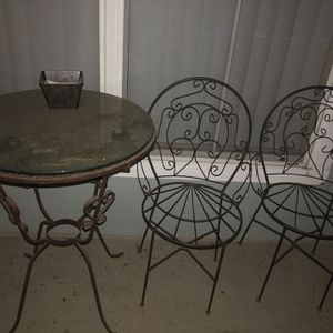 Patio Table/chairs for Sale in The Colony, TX