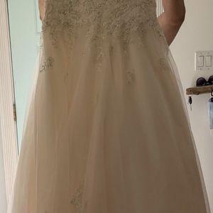 Stella York Wedding Dress for Sale in Buena Park, CA