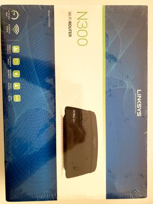 NEW Linksys Wifi Router for Sale in Cedar Park, TX