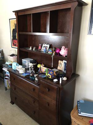 Pali Design dresser/shelf for Sale in Yorba Linda, CA