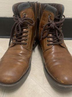 Brown Men's Boots, Size 9 for Sale in Arlington,  VA