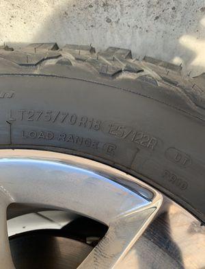 275 70 R18 BFG KO2 for Sale in Mesa, AZ