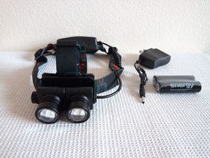 Fashion Adjustable 180' X- T6 LED Rechargeable Headlamp for Sale in San Diego, CA
