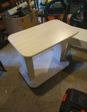 Desk on wheels for Sale in Ashburn, VA