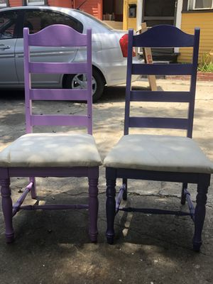 Ladder back chairs for Sale in San Diego, CA