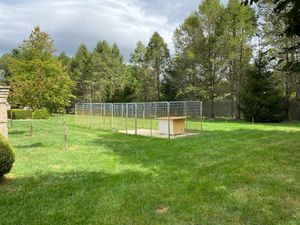 Outdoor dog run and house for Sale in Englishtown, NJ