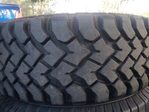 HANKOOK DYNAPRO MT LT275/65R18 for $70. for Sale in Fife, WA