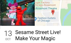 Sesame Street Live for Sale in South Holland, IL