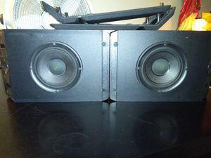 Bose bookshelf speakers for Sale in Houston, TX