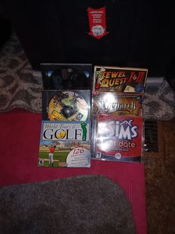 PC CD-ROM GAMES for Sale in Denver,  CO