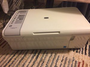 Hp inkjet all-in-one printer Model....... Ink cartridges are not included Price $20 for Sale in Alexandria, VA
