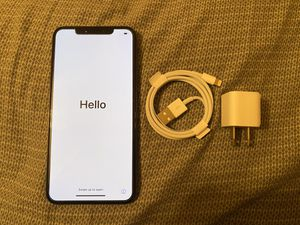 iPhone XS Max 64gb Space Gray for Sale in New Britain, CT