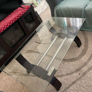 Glass Table for Sale in Sterling, VA