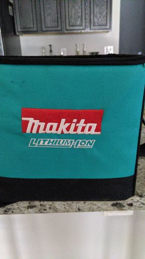 Makita tool bag for Sale in Clermont, FL