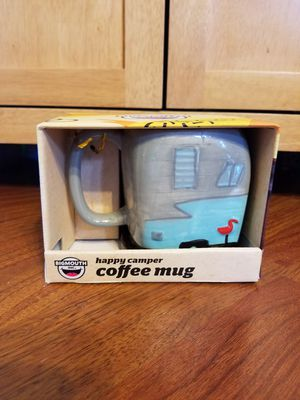 Brand new happy camper mug for Sale in Wrightsville, PA