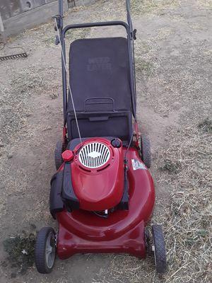 Rebuilt 6Hp Craftsman lawn mower for Sale in Waterford, CA