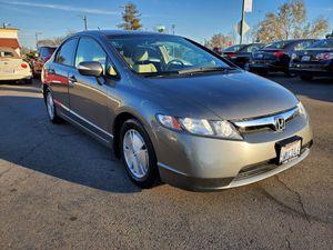 2007 Honda Civic Hybrid for Sale in Ceres, CA
