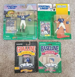 New York Giants and Mets collectible toys for Sale in Spring Hill, FL
