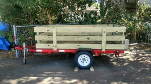 Utility trailer for Sale in Tarpon Springs, FL