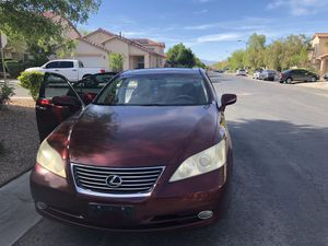 2008 Lexus ES 350 for Sale in Las Vegas, NV