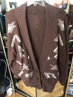 Cardigan , size L . Pick up in Des Plaines near Golf Mill mall area for Sale in Des Plaines, IL