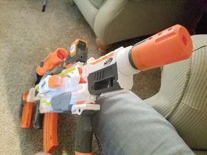 Nerf Modulus with attachments 50$ for Sale in Plantation, FL