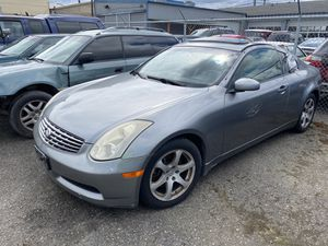 2007 infinity G35 part out for Sale in University Place, WA