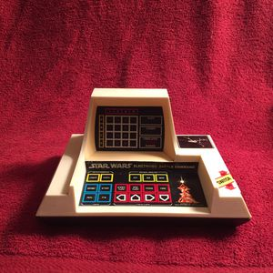 Vintage Star Wars Electronic Battle Command Video Game by Kenner (1979) for Sale in Seattle, WA