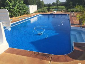 Swimming Pool Vinyl Liner for Sale in Suwanee, GA