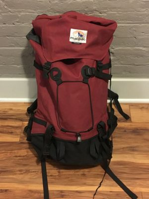 Macpac Traverse 70L Backpacking Pack for Sale in Boston, MA