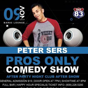 Celebrity drop ins comedy show for Sale in Fontana, CA