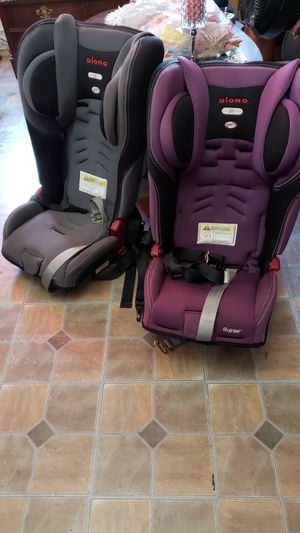 2. booster car seat 70 each for Sale in New York, NY