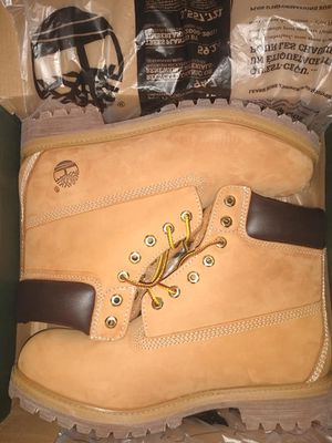 Wheat Timberland Boots for Sale in Harvey, MI