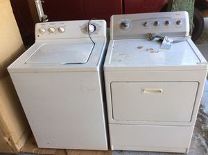 Washer and dryer for sale for Sale in Chico, CA