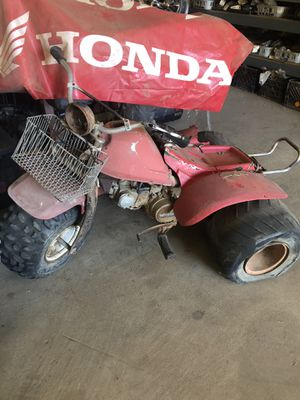 1979 Honda ATC 110 Project parts bike for Sale in Perris, CA