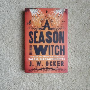 A Season With the Witch Book for Sale in Stockbridge, GA