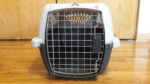 Petmate 2-Tone Gray Small Hard-Sided Pet Carrier for Sale in Plainfield, IL