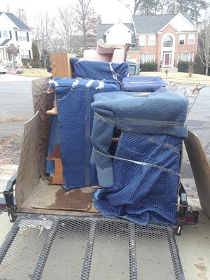 Furniture delivery and junk haul for Sale in Fairfax, VA