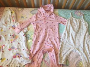 Babygirl 6/12 & 12/18 months old navy for Sale in Santee, CA