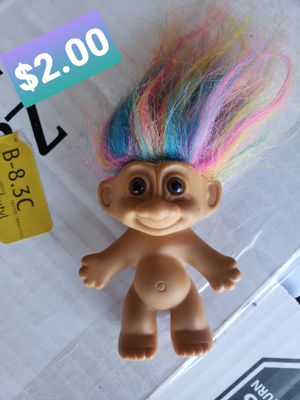 Troll doll for Sale in Las Vegas, NV