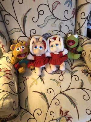 Sesame Street Muppet Dolls for Sale in Suffolk, VA