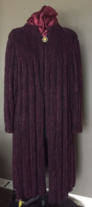 Coat length knit for Sale in Roanoke, TX
