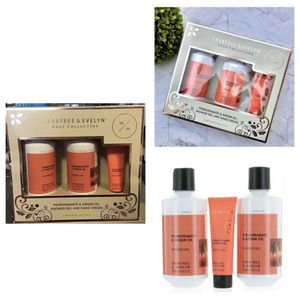Crabtree & Evelyn Shower Gel + Hand Cream Set for Sale in Stafford, TX