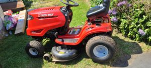 TROY-BILT Automatic Lawn Tractor 42in Blade!!!!! for Sale in East Haven, CT