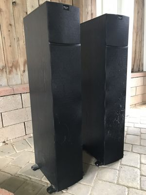 Klipsch Icon VF35 floor speakers for Sale in Los Angeles, CA