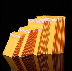 """5x8"""" 100 Packs Kraft Bubble Envelopes Paper Padded Mailers Shipping Packaging Envelope Mailing Courier Postal Storage Envelopes for Sale in Duluth,  GA"""