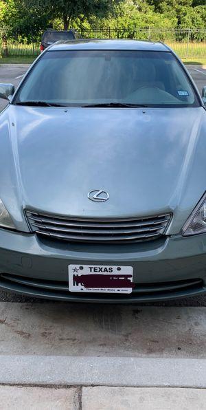 2003 Lexus ES300 for Sale in Manor, TX