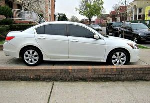 White Honda Accord EXL 2010 Wheels Good for Sale in Rochester, NY