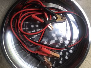 Car Battery jumper cable for Sale in Fairfax, VA